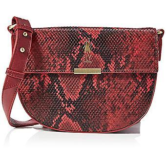 Fly London ALVO694FLY, Women's Bag, Snake Red, One Size