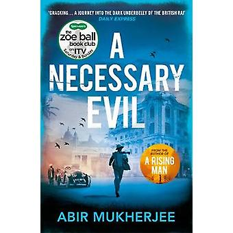 A Necessary Evil Wyndham and Banerjee Book 2 Wyndham and Banerjee series