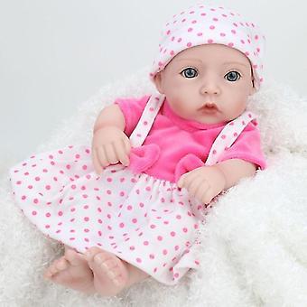 قطعة واحدة فستان مجموعة ل11 بوصة طفلة دمية pl-966