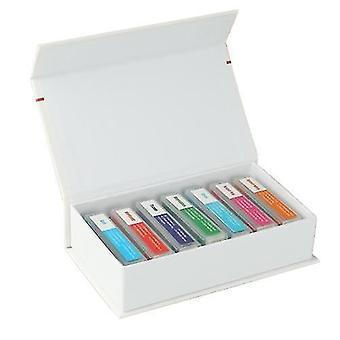 Pre 35 kusov farebných mikroskopických vzoriek Biologické vzorky Diapozitívky Primárne a sekundárne darčeky WS40685