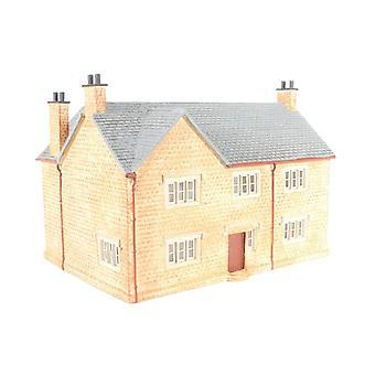מודל בית החווה הכפרי של הורנבי