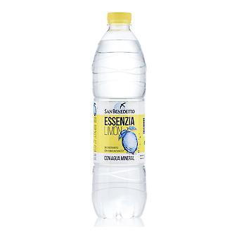 Agua Mineral Natural San Benedetto Essenzia Limón (1