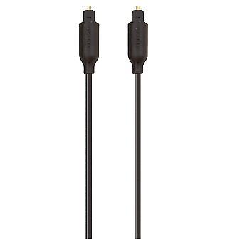 Belkin F3Y093BT2M audio kábel 2 m TOSLINK Čierna