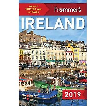 Frommers Ireland 2019 by Jack Jewers