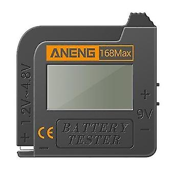 ANENG Battery Tester 168MAX Digital Display Tester Battery Voltage Checker Battery Capacity Testing