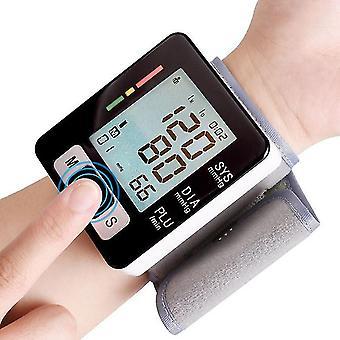 Blutdruckmessgerät, vollautomatisch präzise Handgelenk automatische elektronische Sphygmomanometer