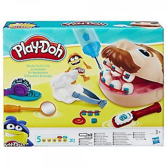 Play-Doh Zahnarzt Drill 'n Füllset Hasbro