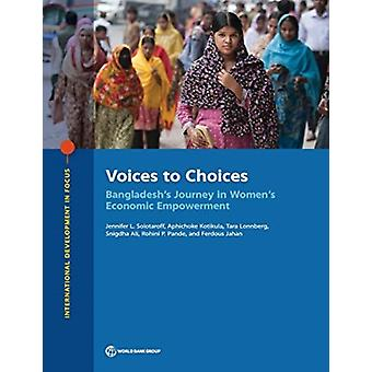 Voices to choices by Jennifer L. Solotaroff