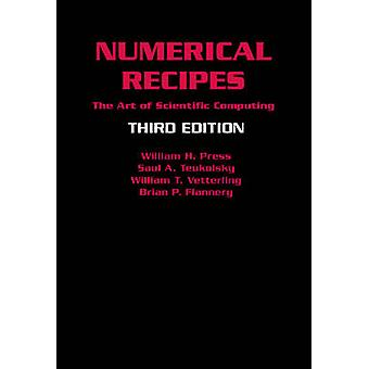 Numerical Recipes 3rd Edition by William T. VetterlingBrian P. Flannery