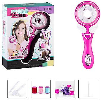 Electric Automatic Hair Braider Styling Tools Quick Easy DIY Braid Machine Gift(Small Box)