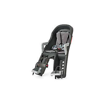 Polisport Guppy Mini Childseat Rear Grey