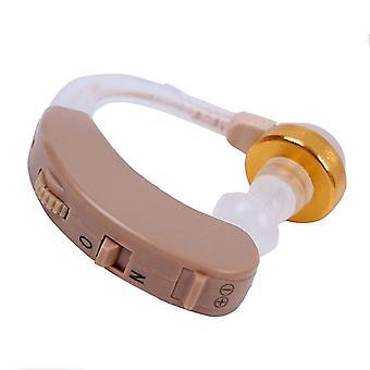 Digital Hearing Aids Sound Amplifier Hearing Device Adjustable Tone In Ear