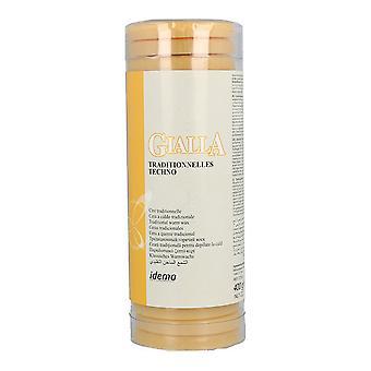Kroppshårborttagning Vax Gialla Idema Diskar (400 g)