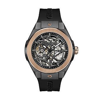 Reloj Cerruti 1881 CIWGR2008101 - Reloj de silicona negro para hombre