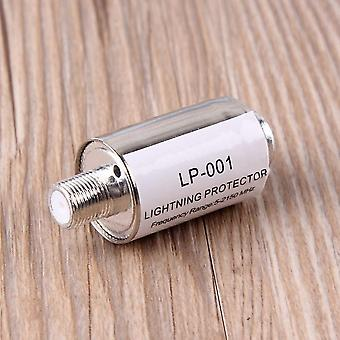 5-2150mhz Lightning Arrester Low Insertion Loss Surge Protecting Devices