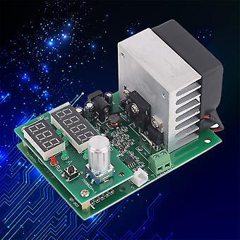 Charge électronique à courant constant 9.99a 60w 1-30v Testeur de capacité de batterie