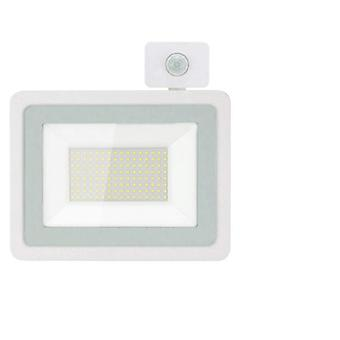Floodlight Pir Motion Sensor Light,10w Ip66 Waterproof Led Security Lights For Outdoor Park