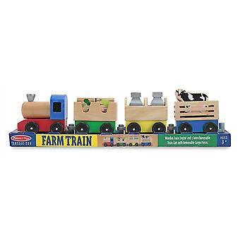 Melissa & Doug Farm Train