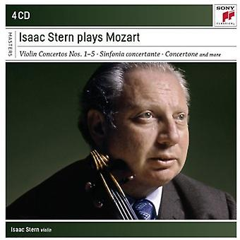 Isaac Stern - Isaac Stern Plays Mozart [CD] USA import