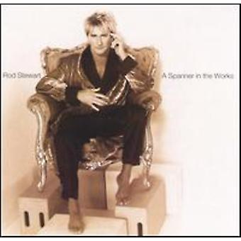 Rod Stewart - Spanner in the Works [CD] USA import