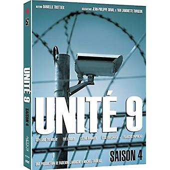 Unite 9: Saison 4 [DVD] USA import