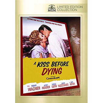 Kyssa innan dör [DVD] USA import