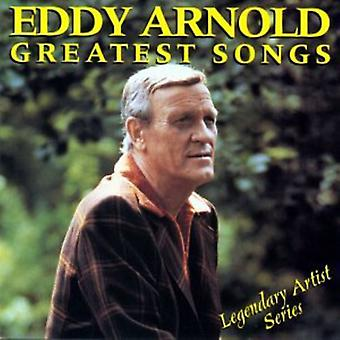 Eddy Arnold - Greatest Songs [CD] USA import