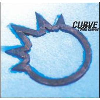 Curve - Come Clean [CD] USA import