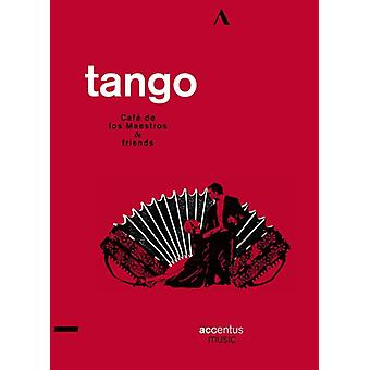Tango - Divers Interpretes [DVD] Stati Uniti importare