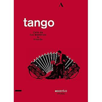 Tango - Divers treedt [DVD] USA importeren