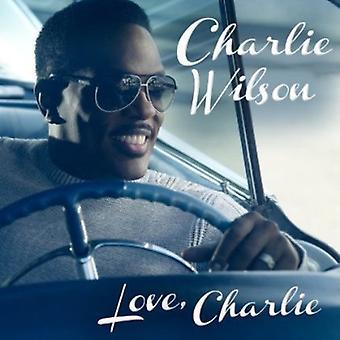 Charlie Wilson - Love, Charlie [CD] USA import