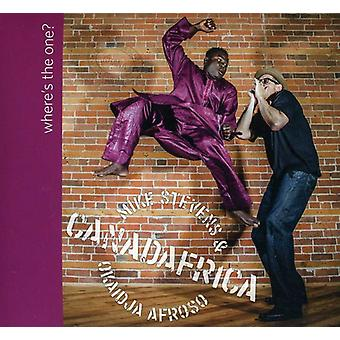 Canadafrica: Mike Stevens & Okaidja Afro - Wheres the One? [CD] USA import