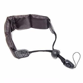JJC Čierna plávajúce pena Vodotesný digitálny fotoaparát popruh