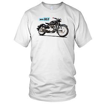 BMW R27 klassische Motorrad Biker Herren T Shirt