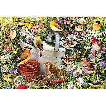 Gibsons Hidden Hideaway Jigsaw Puzzle (500 Pieces)