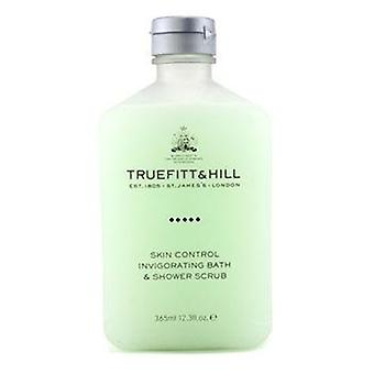 Truefitt & Hill Skin Control Invigorating Bath & Shower Scrub - 365ml/12.3oz