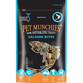 PET Munchies lax biter 90g
