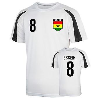 غانا الرياضة التدريب جيرسي (رمزي 8)