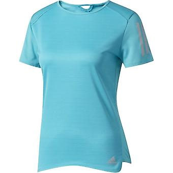 Adidas Response Short Sleeve Tee W BP7457 runing all year women t-shirt