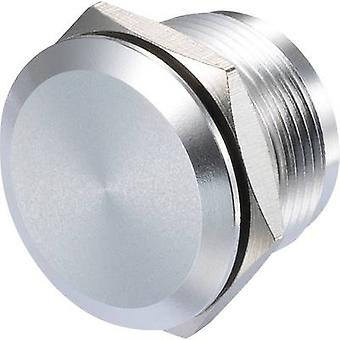 TRU komponenter M02 Hole over Silver 1 PC (er)