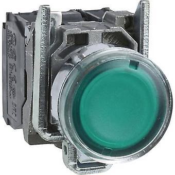 שניידר הרמוניה חשמלית XB4BW33B5 לחצן Planar 1-כפתור ירוק לחץ על 1 pc(ים)