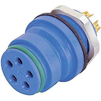 Binder 99-9108-60-03 serie 720 miniatuur ronde Connector