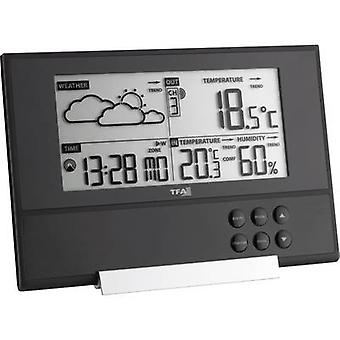 TFA Dostmann Pure 35.1107 Wireless digital weather station Forecasts for 12 to 24 hours