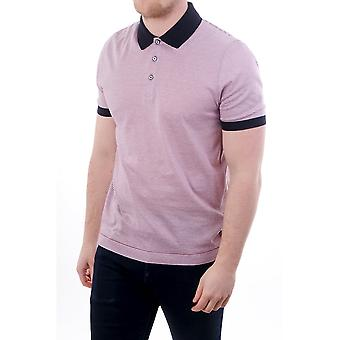 Ted Baker Mens Beagle gestreepte Ribstart Polo