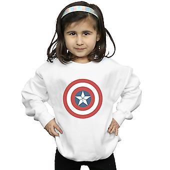 Marvel tytöt Kapteeni Amerikka sisällissodan Shield pusero