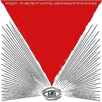 Foxygen - We Are the 21st Century Ambassadors of Peace & Mag [CD] USA import