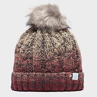 Neue Alpine Damen Gem Winter Warm Bobble Hut Multi