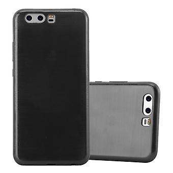 Custodia Cadorabo per custodia Huawei P10 - Custodia per telefoni cellulari in silicone TPU flessibile - Custodia protettiva in silicone Ultra Slim Soft Back Cover Per paraurti