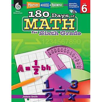 180 Days of Math for Sixth Grade - 9781425808020 Book