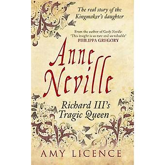 Trágica rainha Anne Neville Richard III - a verdadeira história do Kingma